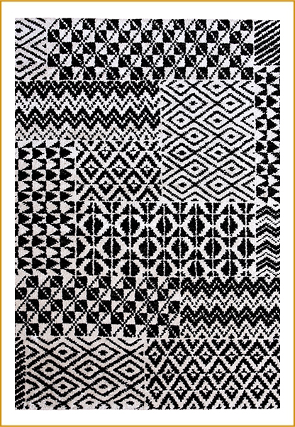 Hand Knotted Rug ND-246548 BR-7030