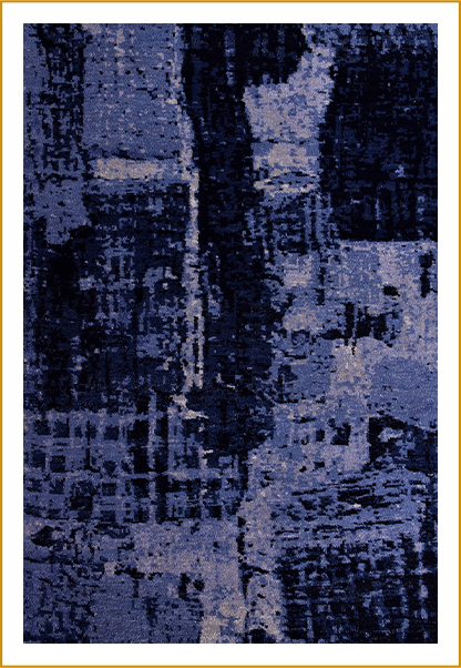 Hand Knotted Rug ND-246551 BR-7033