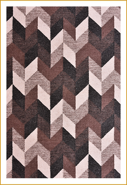 Hand Woven Rugs and Carpets ND-246563 BR-7045