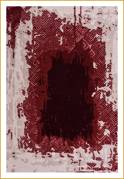 Hand Tufted Carpet ND-246572BR-7054