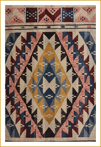 Hand Woven Carpets & Rugs ND-246579 BR-7061