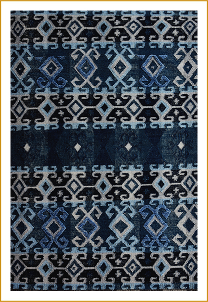 Hand Woven Rugs ND-246580 BR-7062
